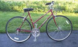$75 Ladies road cruiser 54CM