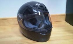 $75 NEW Scorpion EXO 400 Helmet Black