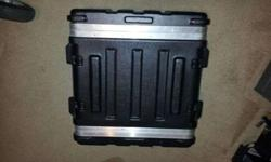 "$75 SKB 4 space ""deep"" road case (NW OKC)"
