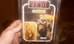 $75 Star Wars Never Been Open Have 2 Fingers in the Box