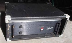$75 Stereo Power Amp - Rack Mount (Fridley, New Brighton)