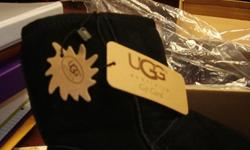 $75 Uggs - Brand New Black, Classic Short, Toddler sz 4