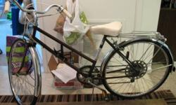 $75 Woman's Five Speed Bike