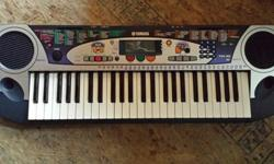 $75 Yamaha Piano Keyboard
