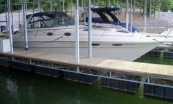 $77,600 1998 Sea Ray 330 SUNDANCER