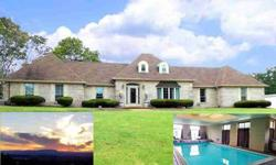 7811 Stonehenge Dr Chattanooga Six BR, one of a kind home in