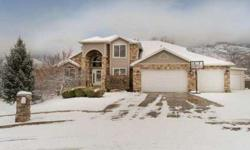 7828 S 1750 E South Weber Five BR, Amazing home at the end