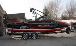 $79,900 OBO 2011 - Supra Boats - Launch 242 Worlds Ed
