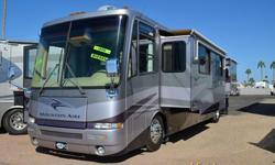 $79,997 2003 High Line Mountain Aire Diesel