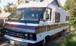 $7,000 1987 Winnebago Chieftain