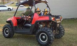 $7,200 08 Polaris RZR 800,PITBULL TIRES, BEAD LOCK WHEELS