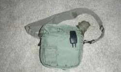 $7 2 Qt. Collapsible Water Canteen W/Sling