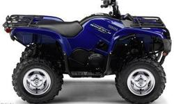 $7,417 2011 Yamaha Grizzly 550 FI EPS SE -
