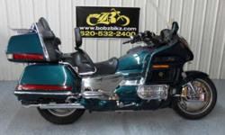 $7,500 1996 Honda Goldwing 1500 (Kingman,Ks)