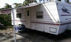 $7,500 2000 Terry by Fleetwood Camper Trailer 24'
