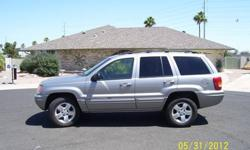 $7,500 2001 JEEP GRAND CHEROKEE LIMITED 4x4 114k miles -
