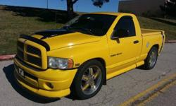 $7,500 2004 Dodge RAM super bee