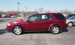 $7,500 2006 Ford Freestyle Limited 3.0L V6 AWD Leather 3rd