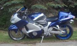 $7,600 2001 Suzuki Hayabusa Low Miles Extra Clean Tons of