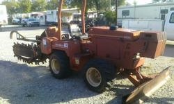 $7,800 1992 Ditch Witch 4500 Tractor For Sale