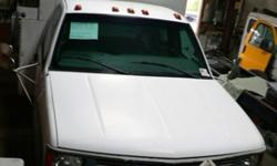 $7,900 1998 Chevrolet 3500HD Utility, Mechanic Style Truck