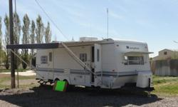 $7,900 1998 Sunny Brook 26CKS 28 foot Travel trailer