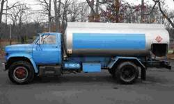 $7,900 Allied aluminum fuel tank; 2600 gal #8295