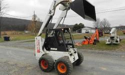 $7,900 Bobcat 853 Skid Steer -
