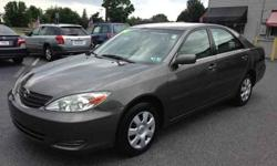 $7,940 2003 Toyota Camry LE