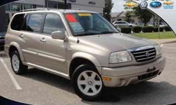 $7,944 2003 Suzuki XL-7 Limited w/3rd Row