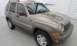 $7,986 2007 Jeep Liberty 4WD 4dr Sport