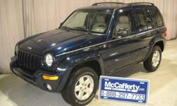 $7,991 2004 Jeep Liberty LIMITED