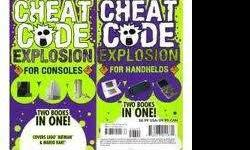 $7 CHEAT CODE EXPLOSION for consoles/handhelds