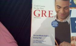 $7 Princeton Review- Crash course for the new GRE