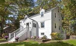 7 Valley Rd Winchester Four BR, This tasteful and elegant