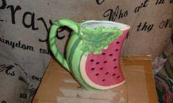 $7 Watermelon Pitcher (Norman)