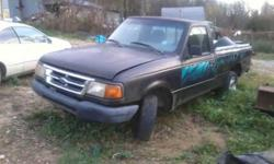 $800 1993 Ford Ranger -- NEEDS ENGINE -- (English, IN)