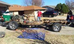 $800 1999 f-150 super crew chassis (spencer)