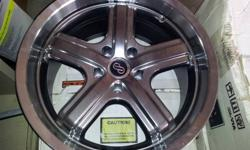 $800 Enkel 18in racing performance wheels (new in box)