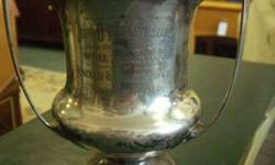 $800 GORHAM Sterling Silver Trophy Cup