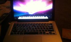 $800 Macbook With Adobe Illustrator CS4 & Microsoft Office!