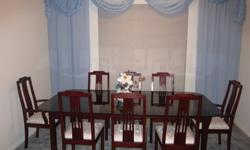$800 OBO Formal Dining Table w/ Chairs