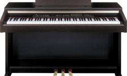$800 Yamaha YDP223 Digital Piano with Bench -- Great