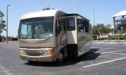 $80,000 2006 Fleetwood Pace Arrow