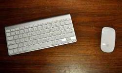 $80 apple wireless keyboard and wireless magic mouse