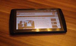 $80 Archos 7 Inch Android Tablet (center city)