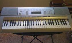 $80 CTK-4000 Casio Electronic Keyboard (Numerous Features)