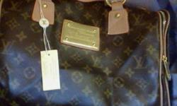 $80 Louis Vuitton (Doctor Bags) & Big carry Bags