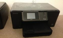 $80 OBO (2) HP Photosmart all-in-one printers