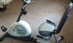 $80 Recumbent Exercise Bike